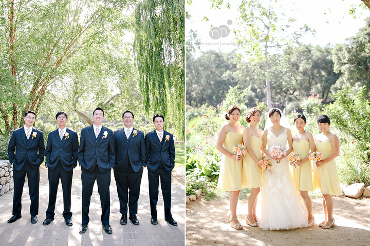 diana + edward | wedding | descanso gardens | los angeles » mimi ...