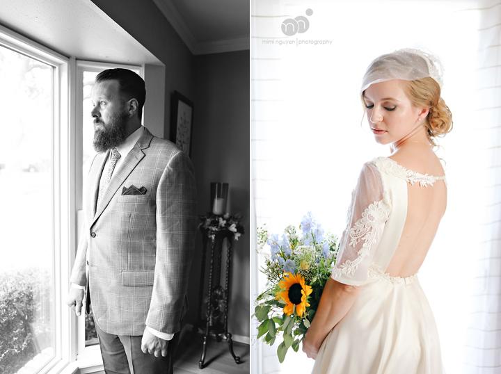 Amy Shawn Intimate Backyard Diy Wedding Pearland