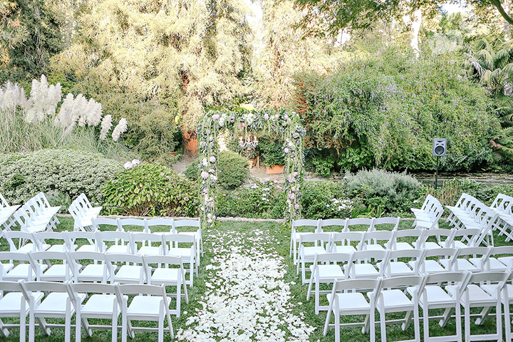 Cari Chris Wedding Hotel Bel Air Los Angeles