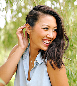 mimi nguyen | the blog bio picture