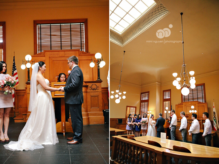 Kim Andy Wedding Old Orange County Courthouse Pinot Beverly Hills Los Angeles Court House Photography