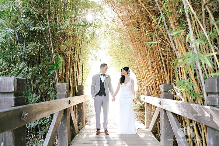 Vi Laith Wedding Csuf Fullerton Arboretum